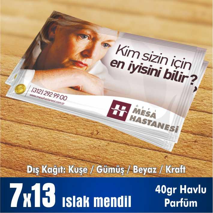 7x13 Mendil